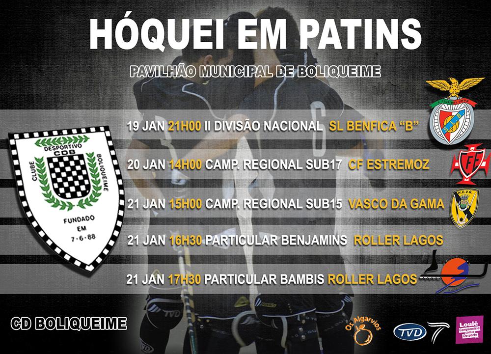 Os grandes destaques deste fim de semana vão para os Seniores e Sub17. A  equipa principal recebe o líder SL Benfica
