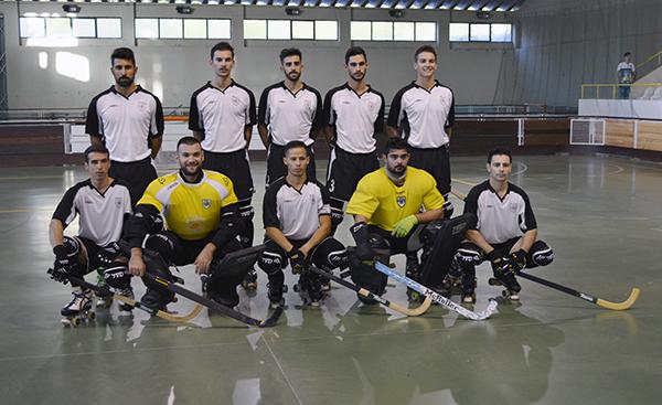 A equipa sénior do CDB voltou a competir na II Divisão Nacional 11 anos  depois da última subida. O HC Sintra apadrinhou a nossa primeira jornada e  foi ... 1ac83e73e98d6